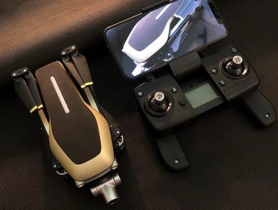 Design of Funsky X1 Pro drone