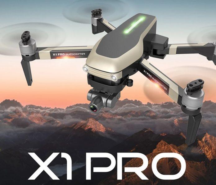Funsky X1 Pro quadcopter