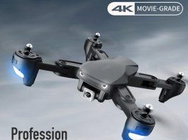 SMRC M20 4k GPS drone
