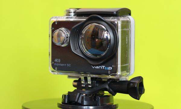 First look on Vantop Moment 5C camera