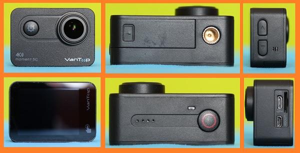 Design of Vantop Moment 5C camera