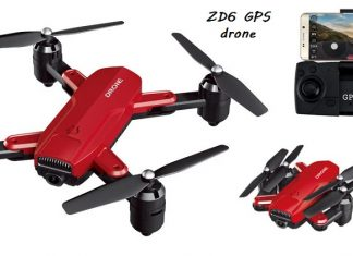 Photo of ZD6 GPS drone
