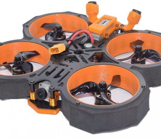 Photo of AuroraRC MAMFU drone