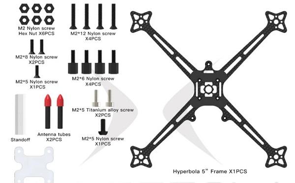 BrotherHobby Hyperbola kit