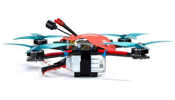 Main parts of BrotherHobby Hyperbola drone