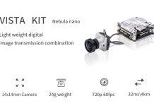 Caddx Nebula Nano FPV camera