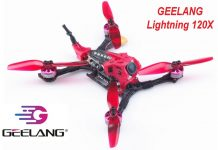 GEELANG Lightning 120X FPV drone