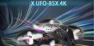 GEELANG UFO-85X 4K HD Hollywood CineWhoop