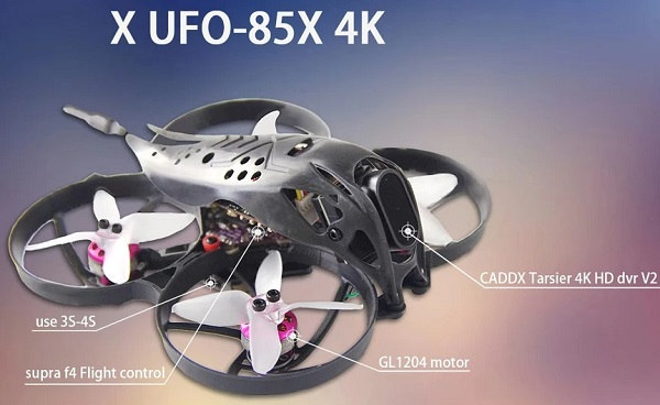 GEELANG UFO-85X main parts specifications
