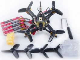 photo of GEELANG WASP 85X drone
