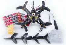 GEELANG WASP 85X FPV drone