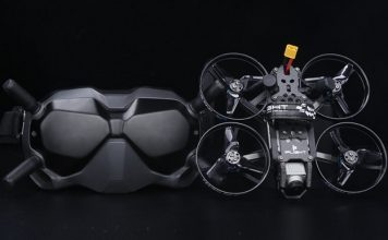 Iflight TITAN DC2 HD FPV drone