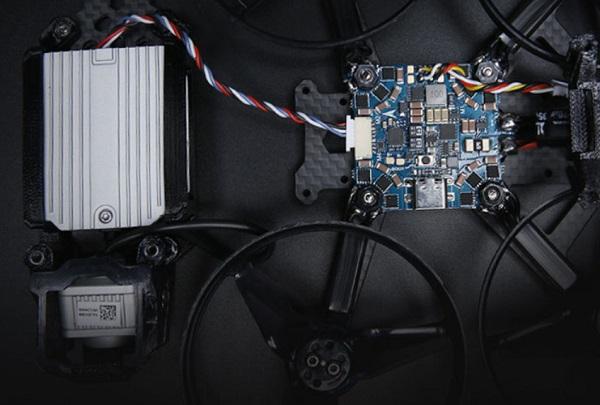 FC and DJI Air Unit wiring