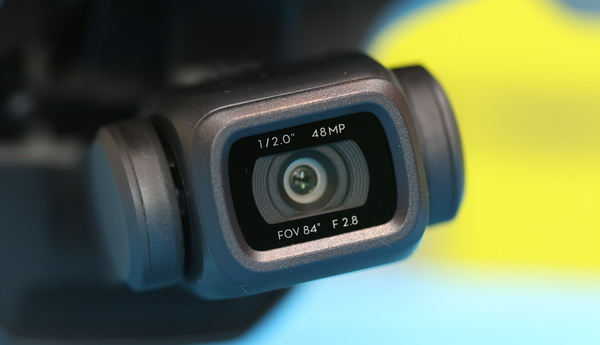 48MP, 4K@60 fps camera