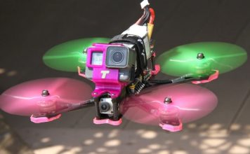 Image of T-MOTOR FT5 drone