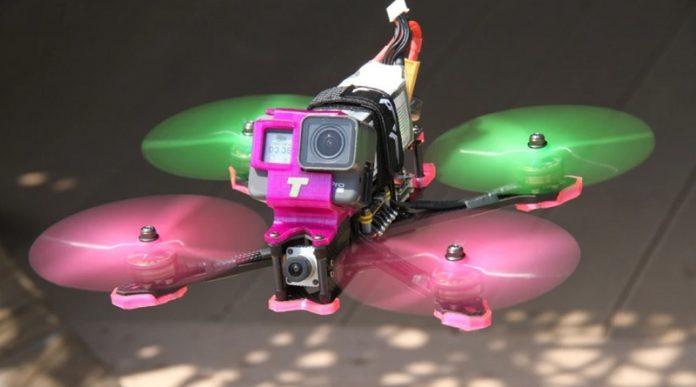 T-MOTOR FT5 HD 5.1 inch drone
