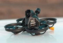 iFlight Alpha A85 HD micro FPV