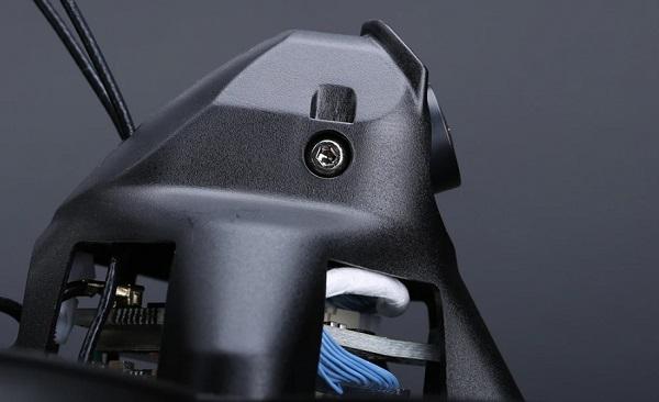 Camera mount of iFlight Alpha A85 drone