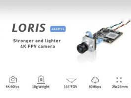 Image of Caddx Loris 4K camera