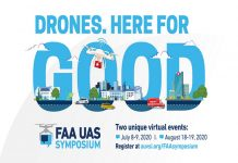 Register for FAA UAS Symposium 2020