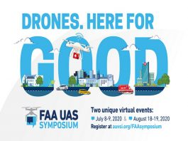 Register for FAA UAS Symposium 2020
