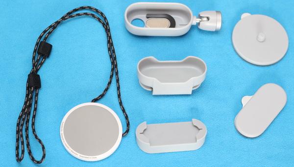 Insta360 GO camera review: Accessories