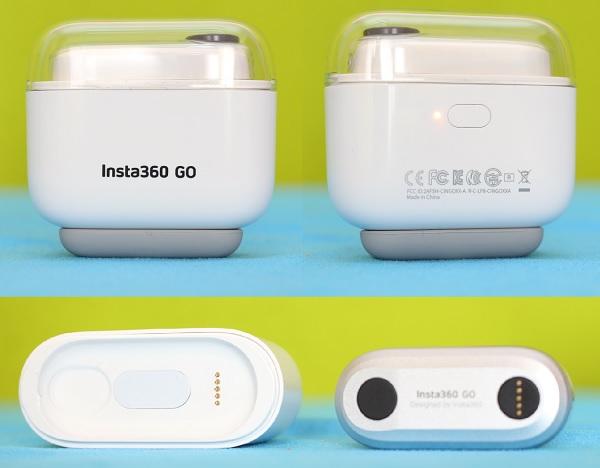 Insta360 GO charging case