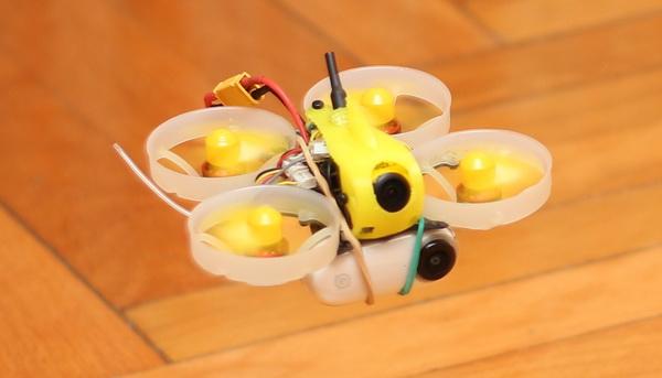 Insta360 GO review: Camera for micro FPV drones
