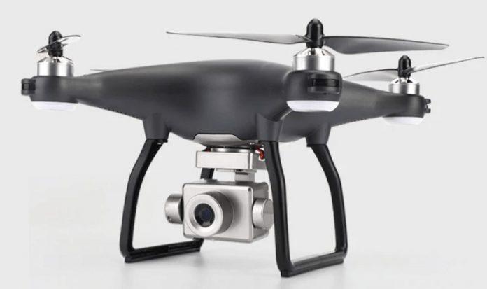 JJRC X13 is a Phantom like drone