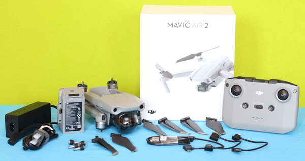 Mavic Air 2 Unboxing