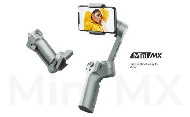 Photo of Moza Mini MX gimbal