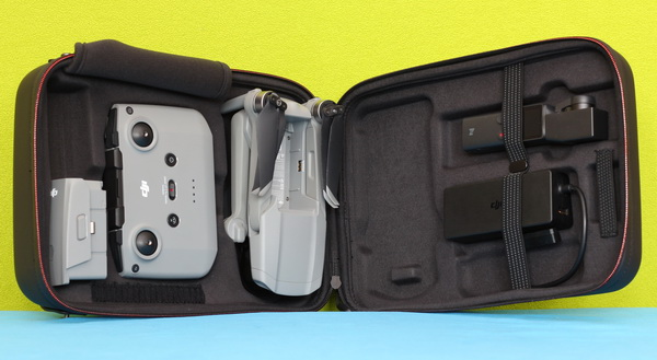 Features of PGYTech DJI Mavic Air 2 case