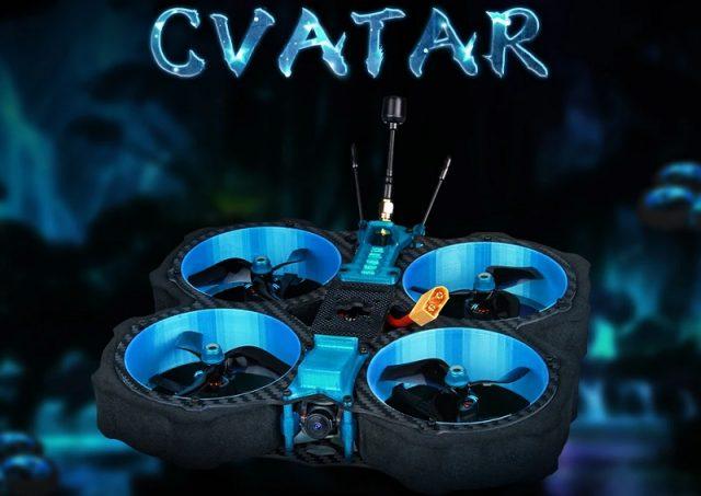 Eachine Cvatar 142mm drone