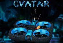 Eachine Cvatar 142mm