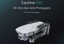 Eachine EX5 quadcopter