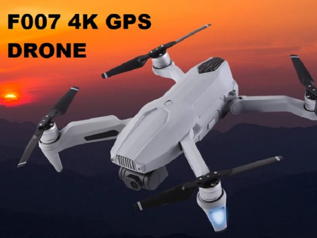 Photo of F007 GPS 4K