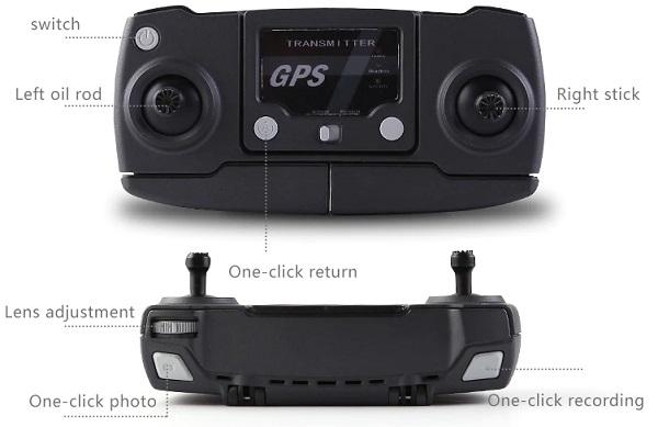 F007 remote controller