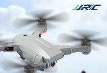JJRC X16 quadcopter