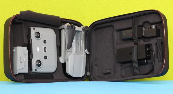PGYTech DJI Mavic Air 2 case review: Features