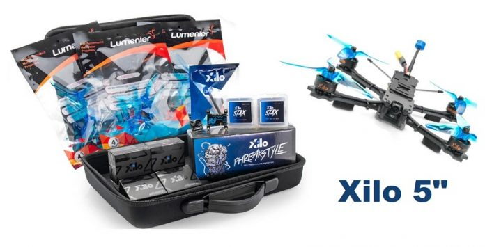 "XILO 5"" DIY freestyle drone"