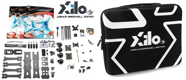 """Accessories you get with the Xilo 5"""" drone"""