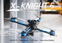 Photo of BETAFPV X-Knight drone