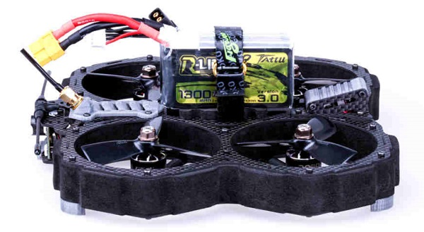 FLYWOO CHASERS battery mount