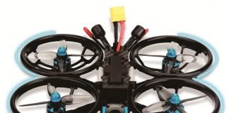 HGLRC Sector 150 drone