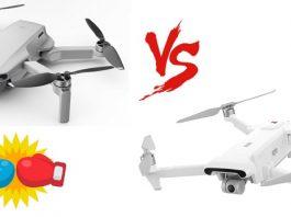 DJI Mavic Mini vs Xiaomi Fimi X8SE