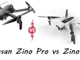 Zino Pro vs Zino 2 comparison