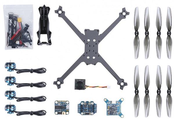 Main parts