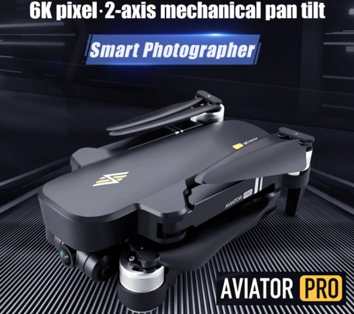 Photo of Aviator 8811 Pro Drone