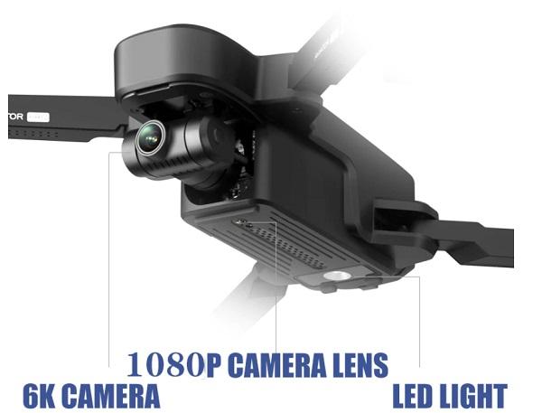 Aviator Pro 8811 cameras