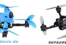 BETAFPV HX100 SE and HX115 HD